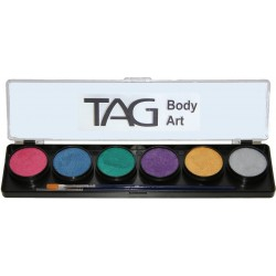 TAG Body Art Pearl Palette