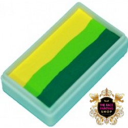 Tag Body Art 30g One Stroke Leaf Yellow