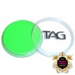 Tag Body Art 32g Neon Green