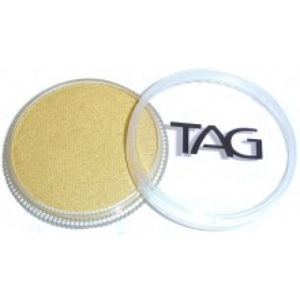 Tag Body Art 32g Pearl Gold
