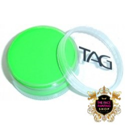 Tag Body Art 90g Neon Green