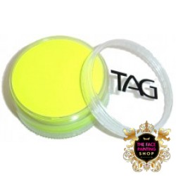 Tag Body Art 90g Neon Yellow