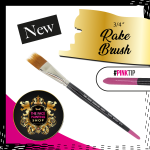 The Face Painting Shop 3-4 Inch Rake Brush