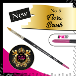 The Face Painting Shop Brush Flora 6
