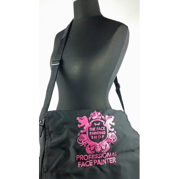 The Face Painting Shop Professional Kit Bag - Black