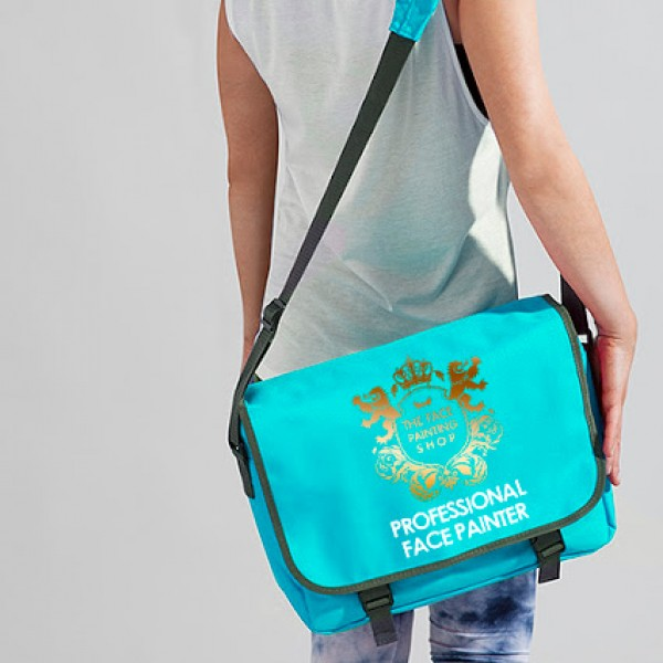 The Face Painting Shop Professional Kit Bag - Blue