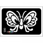 065 Butterfly Wings Pack of 5