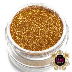 Glimmer Cosmetic Glitter Gold 10g