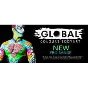 Global Body Art Brushes