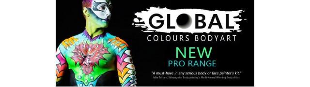 Global Metallic and Pearl Colours