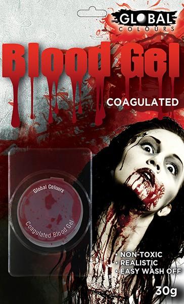 Global Body Art Coagulated Blood Gel
