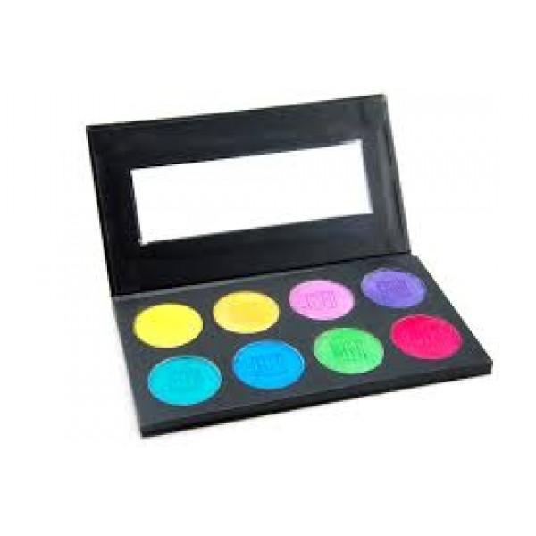 Ben Nye Lumiere Grande Brilliant Palette - 8 Colour Palette