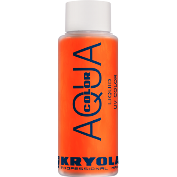 Kryolan Aqua Color Liquid UV Red