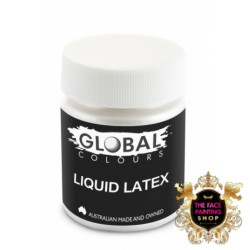 Global Body Art Liquid Latex 45ml