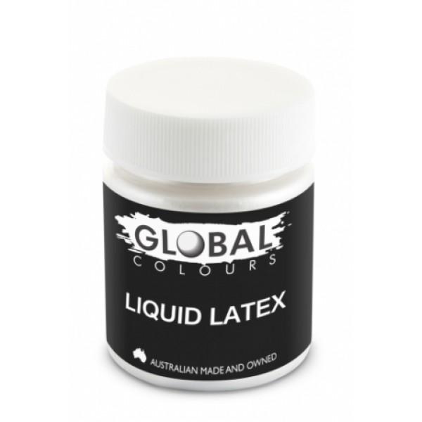 Global Body Art Liquid Latex 45ml