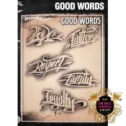 Airbrush Tattoo Pro Good Words