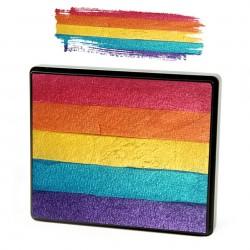 Silly Farm Rainbow Cake Glitter