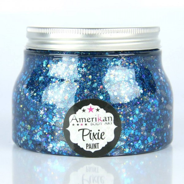 Pixie Paint  Midnight Blue 4oz