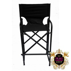 Face Painters Directors Chair - CLOSED BACK