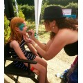 A Weekend in the life of a Face Painter