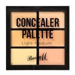 Barry M Concealer Palette Light/Medium