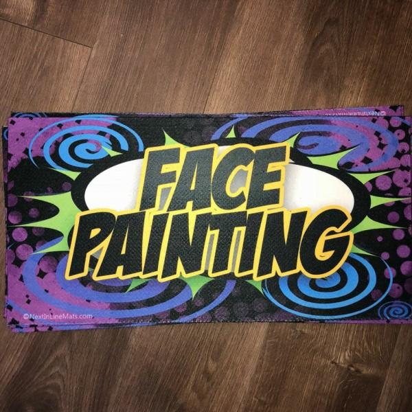 Face Painting Mat MINI Comic 2