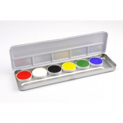 Superstar Bright Colours Palette (6 Colour)