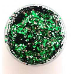 Chunky Glitter Poison Ivy