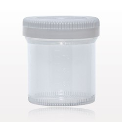 Container with Cap 90ml