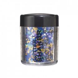 StarGazer Confetti Glitter Shaker Aqua