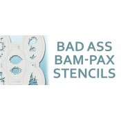 Bam Pax - Bad Ass Stencils