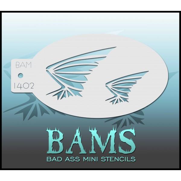 Bad Ass Stencil 1402
