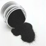 Bio Glitter Black