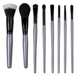 Smokey Quartz Gems™  9pc Brush Kit