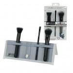 MODA™ COMPLEXION PERFECTION 4pc Black Brush Kit