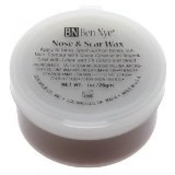 Ben Nye Nose and Scar Wax Brown 8oz