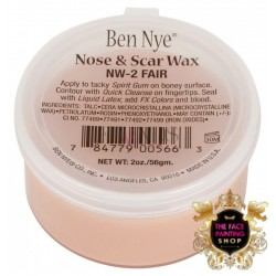 Ben Nye Nose and Scar Wax FAIR  2.5oz