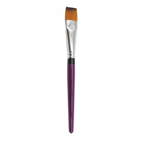 Blazin Brush Flat 3/4