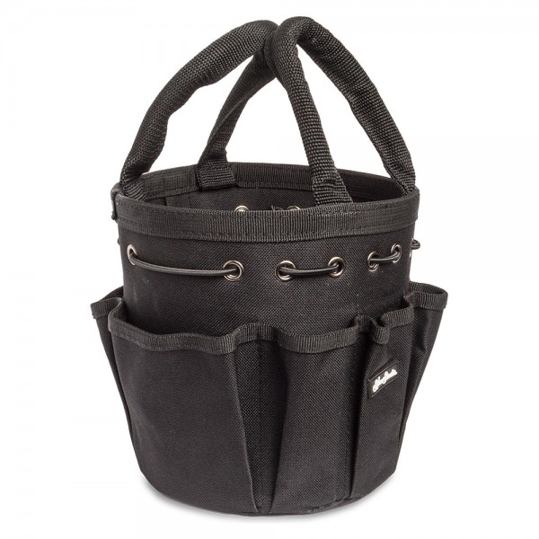 Brush Carry Case Round Tote