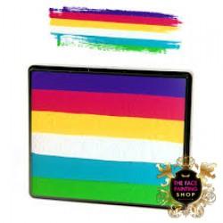 Silly Farm Rainbow Cake Color Pop