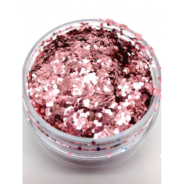 Chunky Glitter Baby Pink