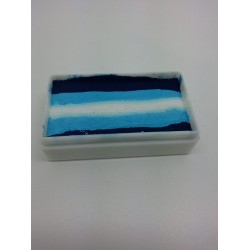 Diamond FX One Stroke Cake  RS30 31 SeaBreeze