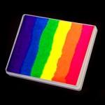 Diamond FX 50g Neon Rainbow Split Cake Neon Nights