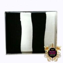 Diamond FX 50g Black and White Split Cake