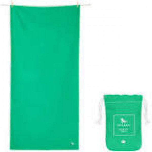 Dock and Bay Small Green Classic Towel
