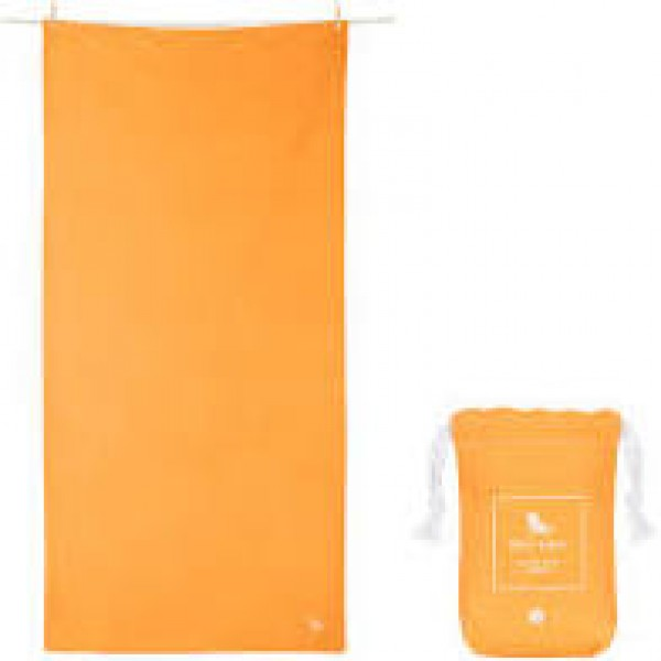 Dock and Bay Small Orange Classic Towel