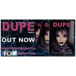 Dupe Magazine Issue 2 and 3