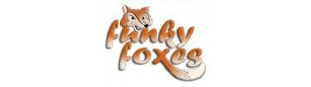 Funky Foxes Brushes