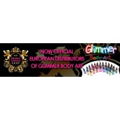 Glimmer Body Art Gliiters 10g