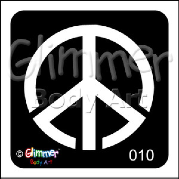 010 Peace Pack Of 5